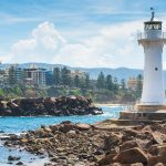 Panorama to illustrate dating in wollongong