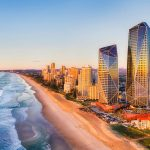 Panorama to illustrate dating in gold coast