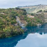 Panorama to illustrate dating in mount gambier