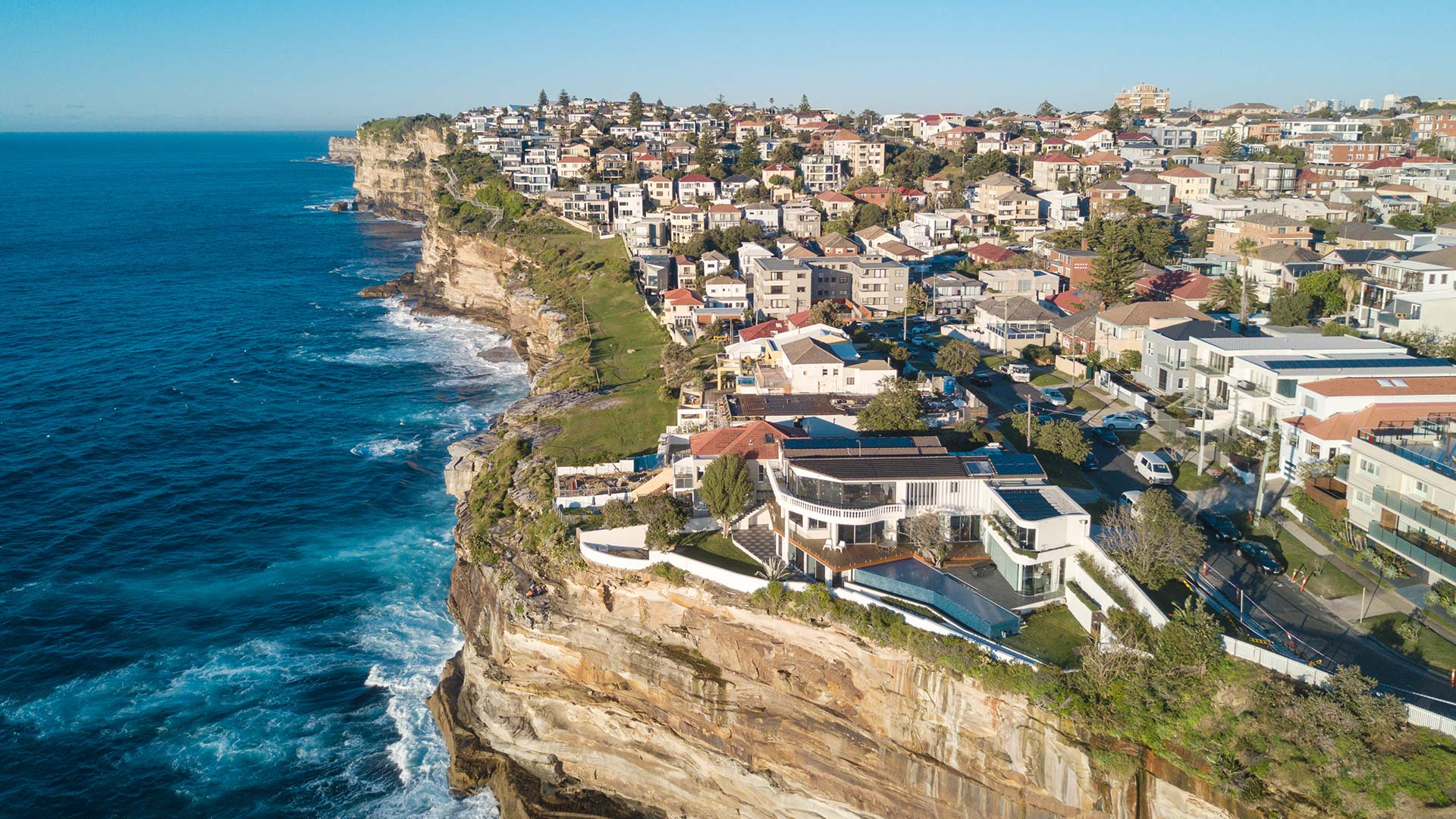 Panorama to illustrate dating in sydney eastern suburbs