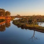 Panorama to illustrate dating in werribee