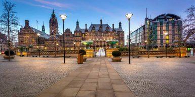 Date spots in Sheffield