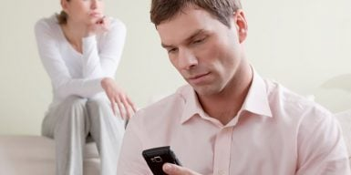 Signs your partner is being unfaithful